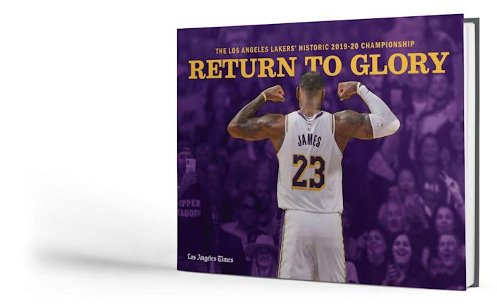 """""""Return to Glory"""" chronicles the Lakers' championship run during the historic 2019-20 season"""