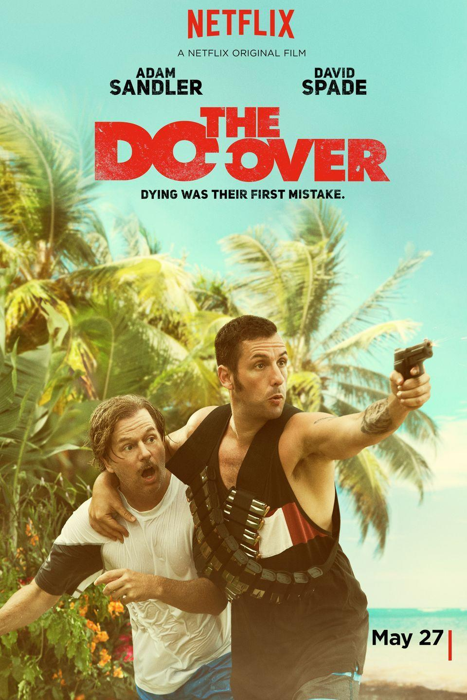 <p><strong>Role: </strong>Max Kessler<br></p><p>They need a do-over on <em>The Do-Over</em> to try to make a good movie. And this crappy pun is funnier than this entire film.<br></p>