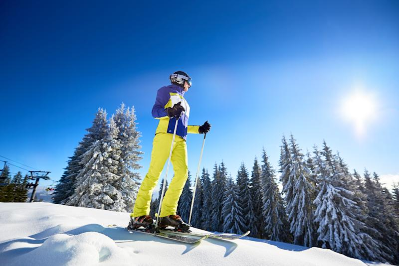 What to Bring on a Ski Trip: sunscreen