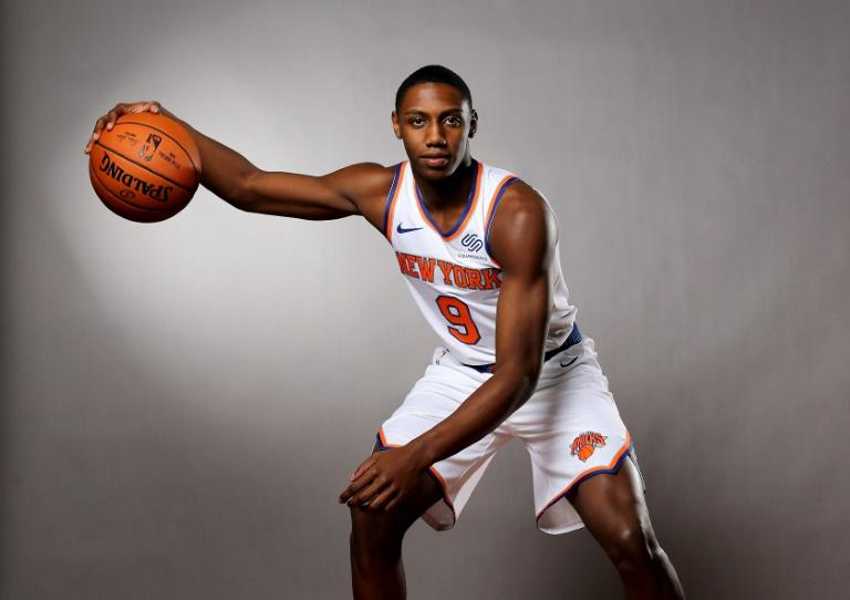R.J. Barrett of the New York Knicks will be one of 16 Canadians on opening night rosters for the NBA's 74th season Tuesday, the most players from any nation outside the United states in NBA history