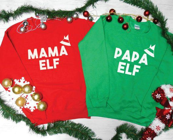 "Get the set <a href=""https://www.etsy.com/listing/481212000/mama-elf-sweatshirt-papa-elf-sweatshirt?ga_order=most_relevant&ga_search_type=all&ga_view_type=gallery&ga_search_query=ugly%20christmas%20sweater%20couple&ref=sr_gallery_29"" target=""_blank"">here</a>."