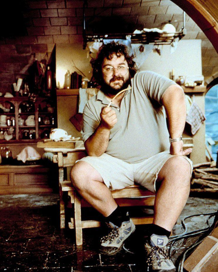 Peter Jackson in 2001 (Photo: Everett)