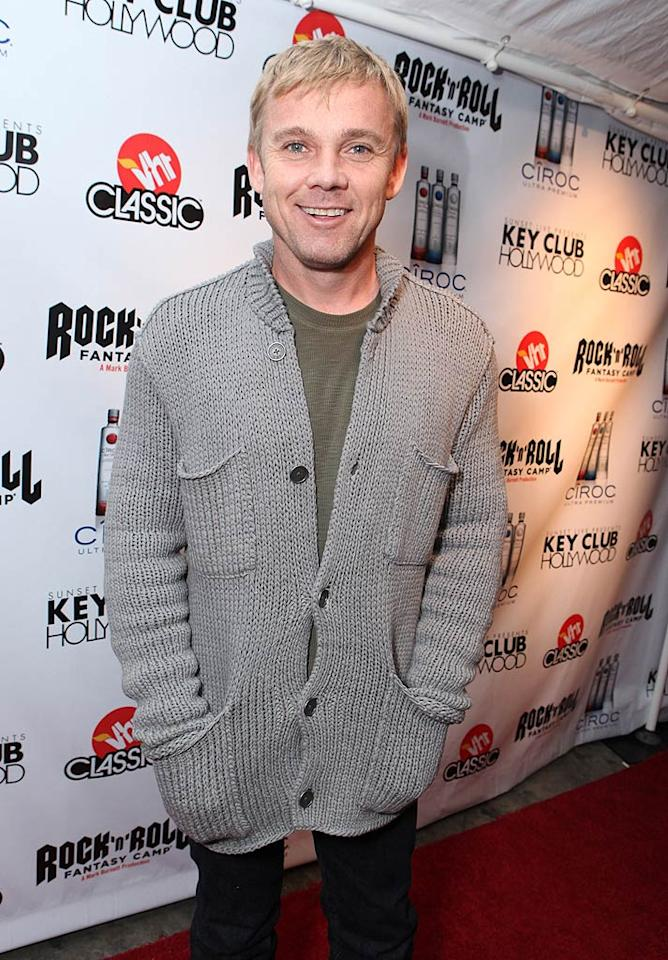 "April 13: Rick Schroeder turns 41 Eric Charbonneau/<a href=""http://www.wireimage.com"" target=""new"">WireImage.com</a> - October 5, 2010"