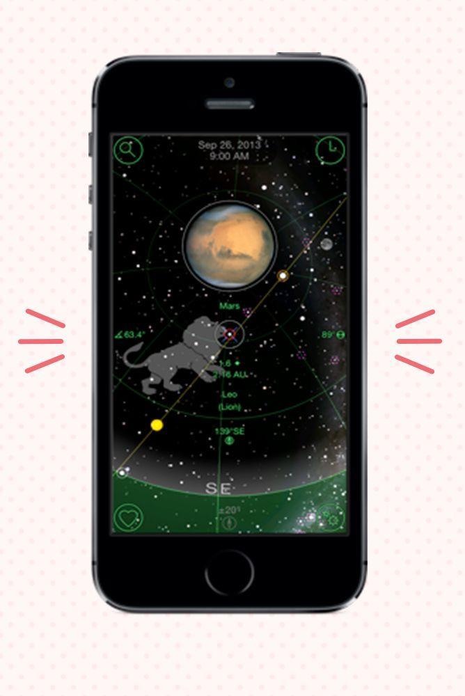 """<p>This app helps you locate and identify planets, stars, constellations and all the features of the night sky. Just point the app to the stars, or touch the screen to navigate the sky.</p><p><strong>Cost</strong>: $3.99 for <a href=""""https://apps.apple.com/us/app/goskywatch-planetarium-astronomy/id284980812"""" rel=""""nofollow noopener"""" target=""""_blank"""" data-ylk=""""slk:iOS"""" class=""""link rapid-noclick-resp"""">iOS</a></p>"""