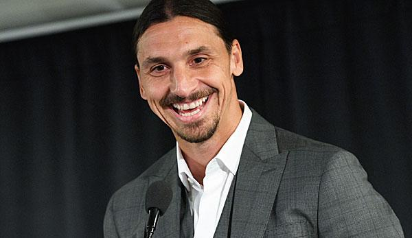 International: Galaxy-Trainer verrät: Ibrahimovic will seine Karriere in der Serie A beenden