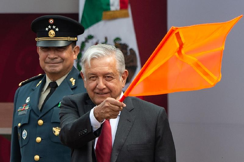 A Mexican judge has ordered President Andres Manuel Lopez Obrador to halt construction on a new airport and preserve work on a rival project