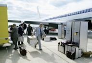<p>Especially when embarking on a tour, the royals have to be prepared for everything. Which results in a <em>lot</em> of suitcases. </p>