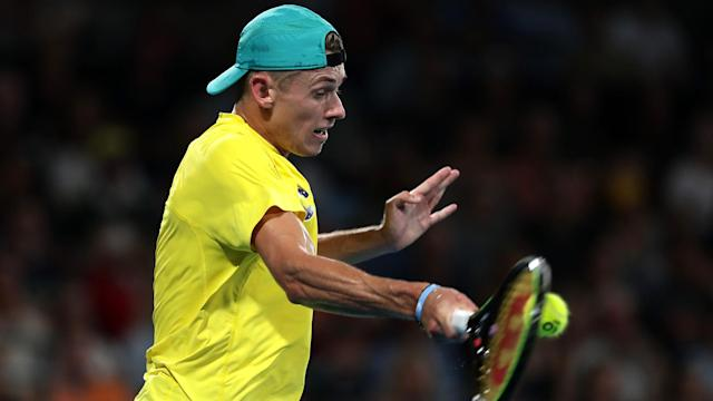 World number 21 Alex de Minaur will miss the Australian Open due to an abdominal injury.