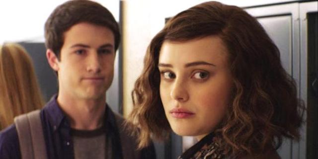 Dylan Minette as Clay and Langford in '13 Reasons Why' (Photo: Netflix)