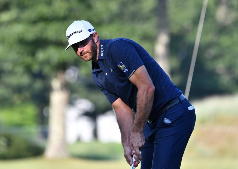 Johnson romps to 11 shot win at Northern Trust