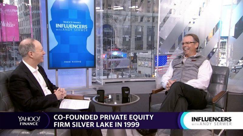 Wall Street titan Glenn Hutchins talks with Yahoo Finance's editor-in-chief Andy Serwer.