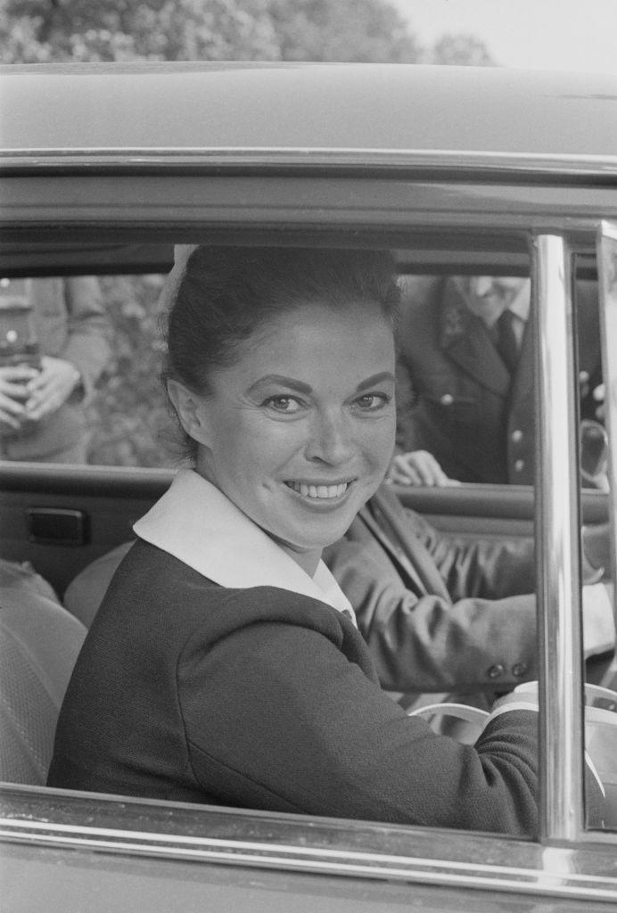 <p>Not long after the Soviet Union invaded Czechoslovakia, Shirley was photographed fleeing the country for the German border. </p>