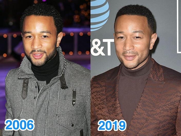 john legend then and now skitch