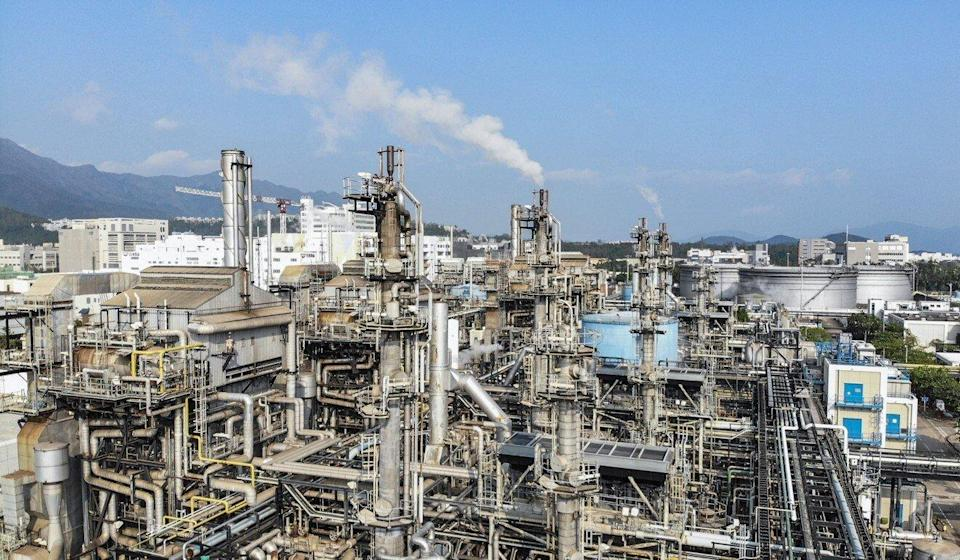 Towngas is one of mainland China's largest natural gas distributors. Photo: Martin Chan