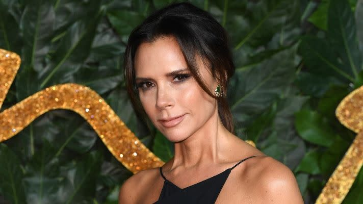 Victoria Beckham Teamed Up With the Iconic Augustinus Bader on Her First Skincare Product