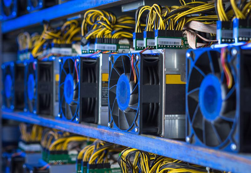 How Bitcoin's Price Slump Is Changing the Geography of Mining