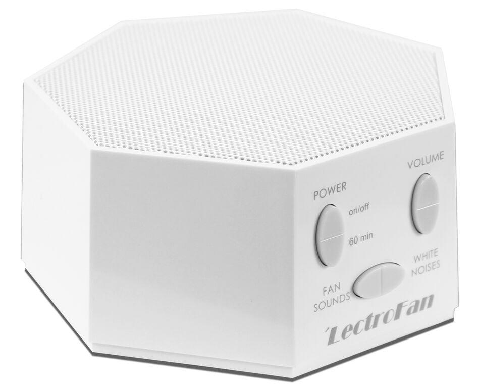 """<p>Over 7,000 customers have reviewed this <a href=""""https://www.popsugar.com/buy/LectroFan-High-Fidelity-White-Noise-Machine-408655?p_name=LectroFan%20High%20Fidelity%20White%20Noise%20Machine&retailer=amazon.com&pid=408655&price=50&evar1=geek%3Aus&evar9=36026397&evar98=https%3A%2F%2Fwww.popsugar.com%2Ftech%2Fphoto-gallery%2F36026397%2Fimage%2F46677780%2FLectroFan-High-Fidelity-White-Noise-Machine&list1=gifts%2Cgift%20guide%2Cdigital%20life%2Ctech%20gifts%2Cgifts%20for%20men&prop13=mobile&pdata=1"""" class=""""link rapid-noclick-resp"""" rel=""""nofollow noopener"""" target=""""_blank"""" data-ylk=""""slk:LectroFan High Fidelity White Noise Machine"""">LectroFan High Fidelity White Noise Machine</a> ($50), and 82 percent of them give it a perfect five stars. It provides 10 fan sounds and 10 ambient noise variations, including white noise, pink noise, and brown noise.</p>"""