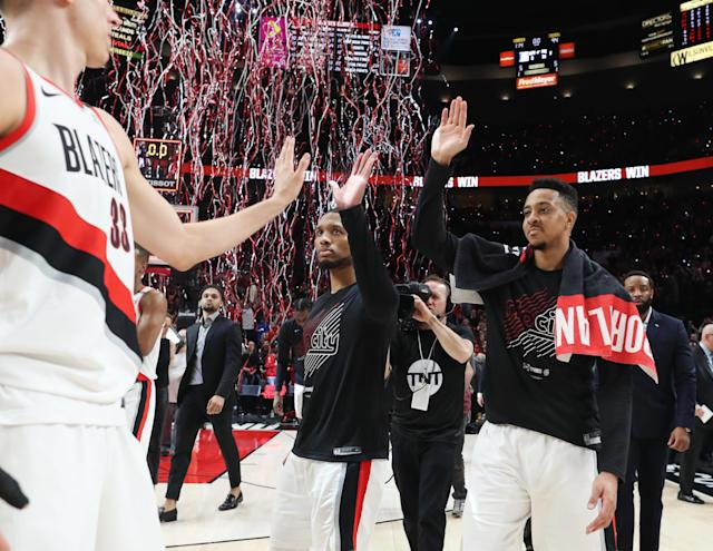 The West got stronger this offseason, but the Trail Blazers did too.