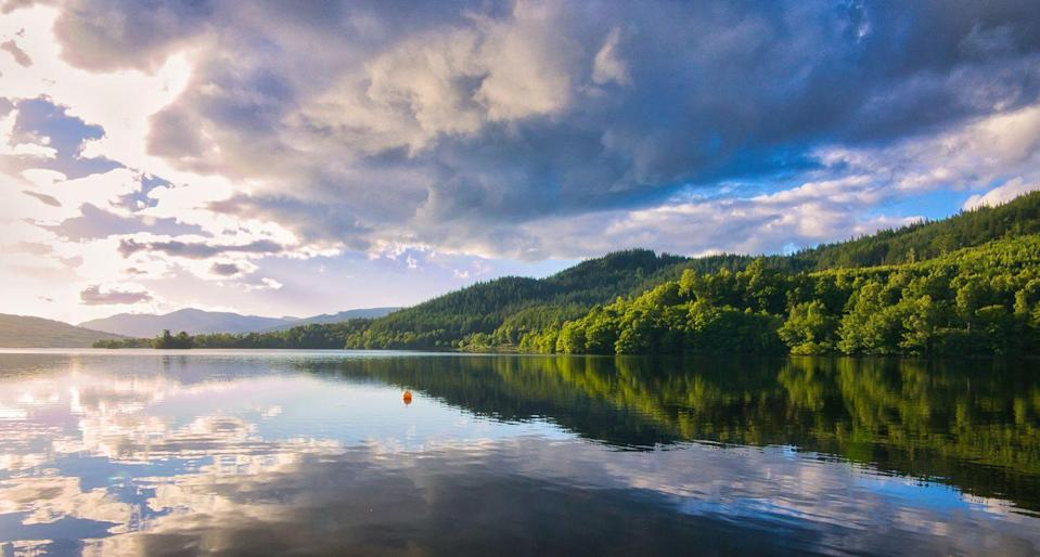 """<p>Loch Arkaig is a 12-mile long freshwater loch located north of <a href=""""https://www.countrylivingholidays.com/tours/scotland-highlands-steam-train-jacobite"""" rel=""""nofollow noopener"""" target=""""_blank"""" data-ylk=""""slk:Fort William"""" class=""""link rapid-noclick-resp"""">Fort William</a>. Fancy a trip to Dumbledore's final resting place? The director of Harry Potter and the Deathly Hallows Part 1 decided to blend Loch Arkaig and Loch Eilt together to fit his artistic vision better for Dumbledore's resting place.</p><p><a class=""""link rapid-noclick-resp"""" href=""""https://go.redirectingat.com?id=127X1599956&url=https%3A%2F%2Fwww.booking.com%2Fcity%2Fgb%2Ffort-william.en-gb.html%3Faid%3D2070935%26label%3Dharry-potter-hidden-lochs&sref=https%3A%2F%2Fwww.countryliving.com%2Fuk%2Ftravel-ideas%2Fstaycation-uk%2Fg36798119%2Fsecret-harry-potter-filming-locations-scotland%2F"""" rel=""""nofollow noopener"""" target=""""_blank"""" data-ylk=""""slk:BROWSE PLACES TO STAY IN FORT WILLIAM"""">BROWSE PLACES TO STAY IN FORT WILLIAM</a></p>"""