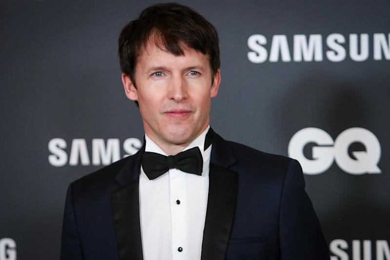 MADRID, SPAIN - NOVEMBER 21: British singer James Blunt attends 'GQ Men Of The Year' awards 2019 at Westin Palace Hotel on November 21, 2019 in Madrid, Spain. (Photo by Pablo Cuadra/Getty Images)