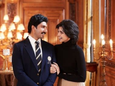 Ranveer Singh introduces Deepika Padukone's first look as Kapil Dev's wife Romi in Kabir Khan's cricket drama 83