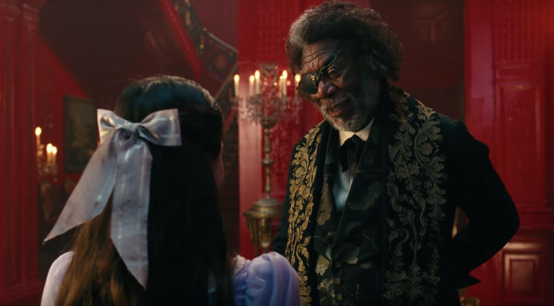 Disney releases new trailer for 'The Nutcracker and the Four Realms'