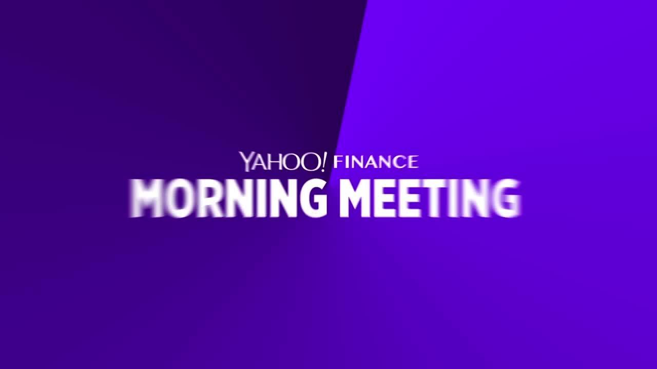 Yahoo Finance launches 8 hours of bell to bell coverage