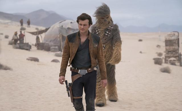 <em>Solo: A Star Wars Story</em> features several classic characters, including one big surprise return. (Photo: Lucasfilm)