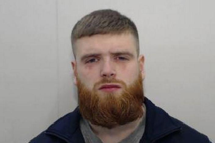 Jon-Paul Caruana, 25, has been jailed (Picture: Police)