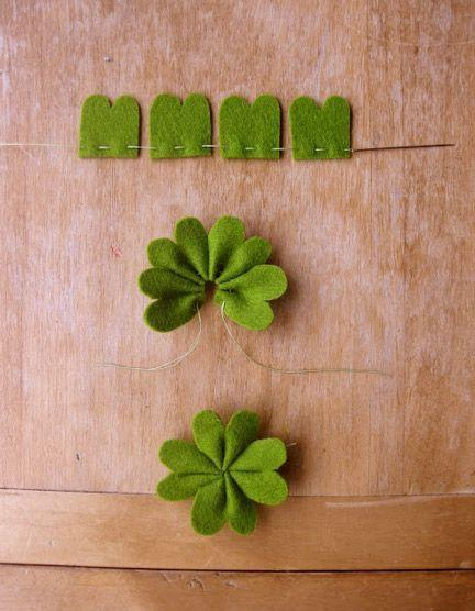 """<p>Thanks to this shamrock broach craft, you'll never have to worry about getting pinched on March 17 again. You can even make it as hair clip, if that's more your style. </p><p><em><a href=""""https://www.womansday.com/style/a47279/easy-st-patricks-day-craft/"""" rel=""""nofollow noopener"""" target=""""_blank"""" data-ylk=""""slk:Get the A Little Bit of Luck tutorial."""" class=""""link rapid-noclick-resp"""">Get the A Little Bit of Luck tutorial.</a></em></p><p><strong>RELATED:</strong> <a href=""""https://www.womansday.com/food-recipes/food-drinks/g1768/st-patricks-day-recipes/"""" rel=""""nofollow noopener"""" target=""""_blank"""" data-ylk=""""slk:55+ St. Patrick's Day Recipes That Are Better Than a Pot of Gold"""" class=""""link rapid-noclick-resp"""">55+ St. Patrick's Day Recipes That Are Better Than a Pot of Gold</a></p>"""