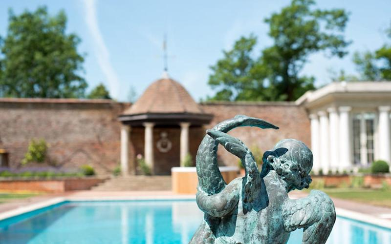 Cliveden, Berkshire - one of the best hotels with pools in the UK