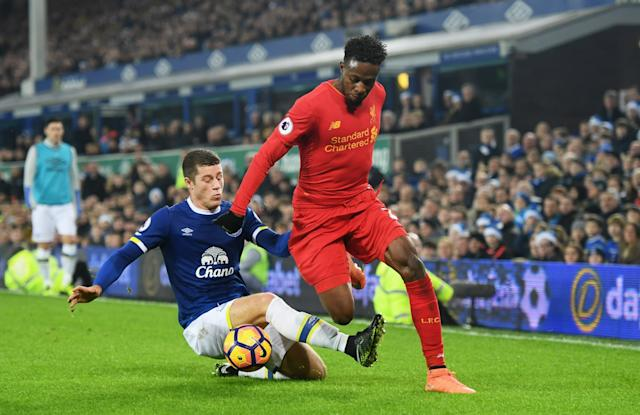 Ross Barkley & Divock Origi