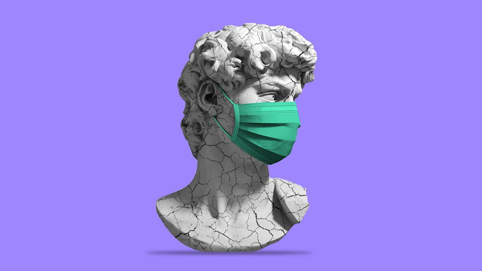If our civilization is collapsing, would we realize it? (Nathalie Cruz/Yahoo Life illustration)