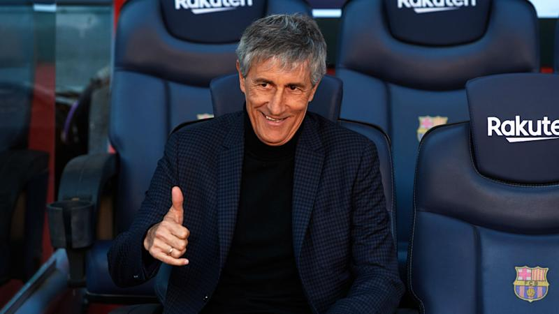 No termination clause at the end of 2019-20 for Barca boss Setien