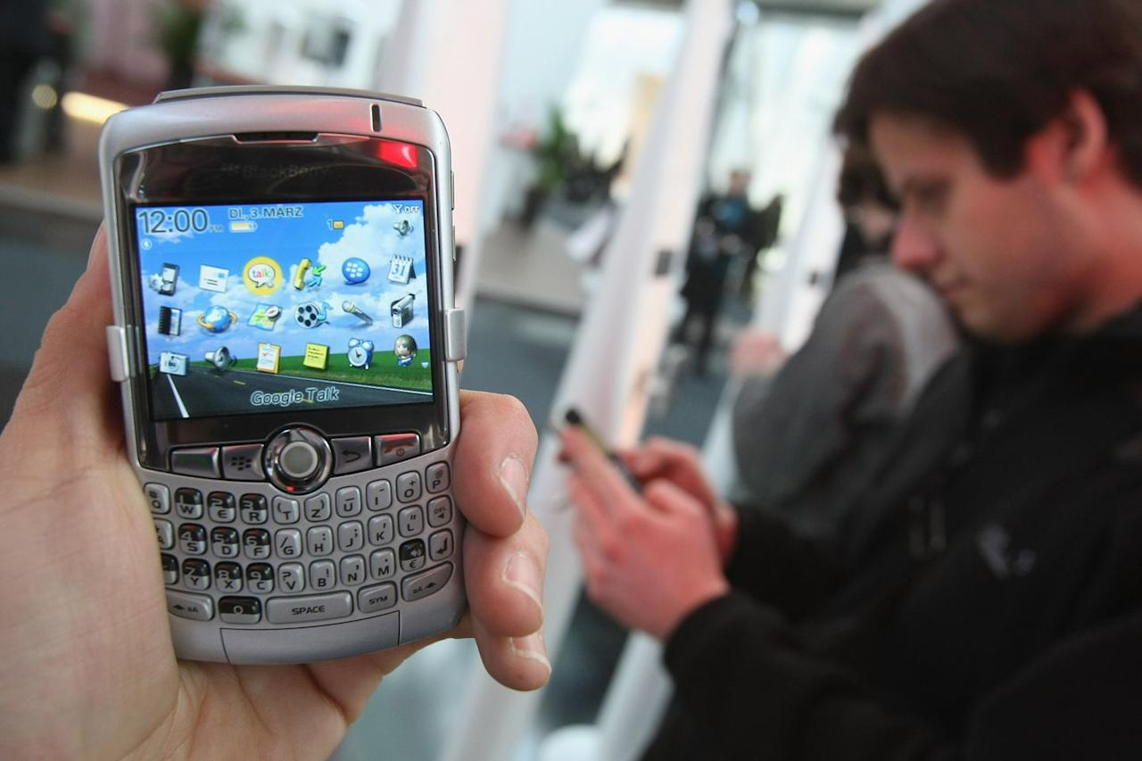 <p>Before answering emails on your iPhone or Android, the Blackberry was the original go-to smartphone device for all of your internet addictions.</p>