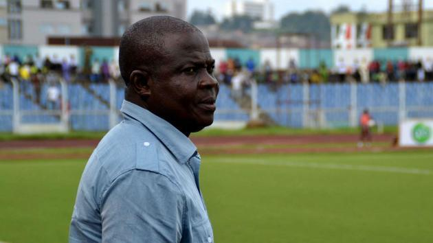 Gbenga Ogunbote coy on Enyimba future