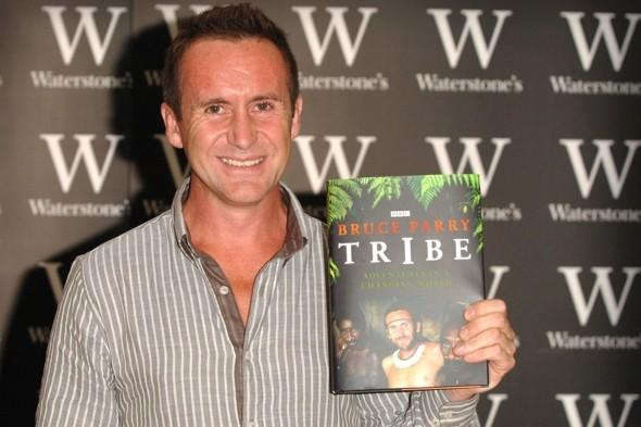 TV travel adventurer Bruce Parry robbed at knifepoint in Colombia