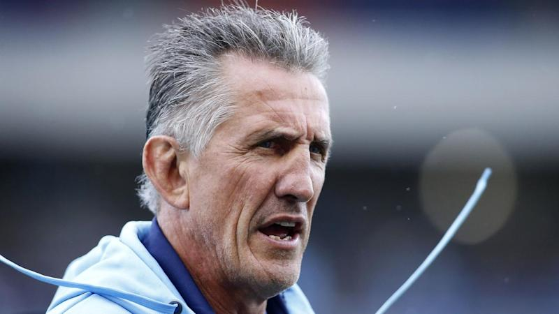 Waratahs coach Rob Penney is awaiting confirmation of rule changes for the local Super Rugby season