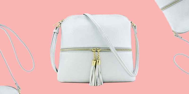 b28118f08bbb Crossbody Bag That Looks Just Like Meghan Markle's Is Only $8 on ...