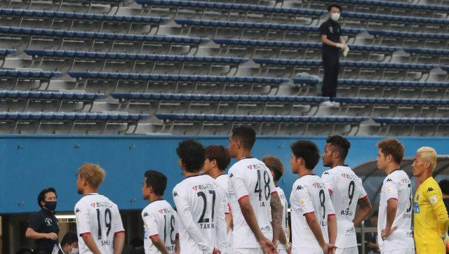 J-League resumes after four-month break, expected to allow fans from late July