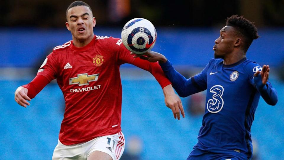 Chelsea v Manchester United - Premier League | Pool/Getty Images