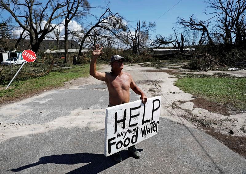 WHAT'S HAPPENING: Widespread catastrophic damage in Florida