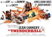 With spymania gripping the world, the Bond producers delivered their most OTT 007 adventure yet. (Eon/MGM)