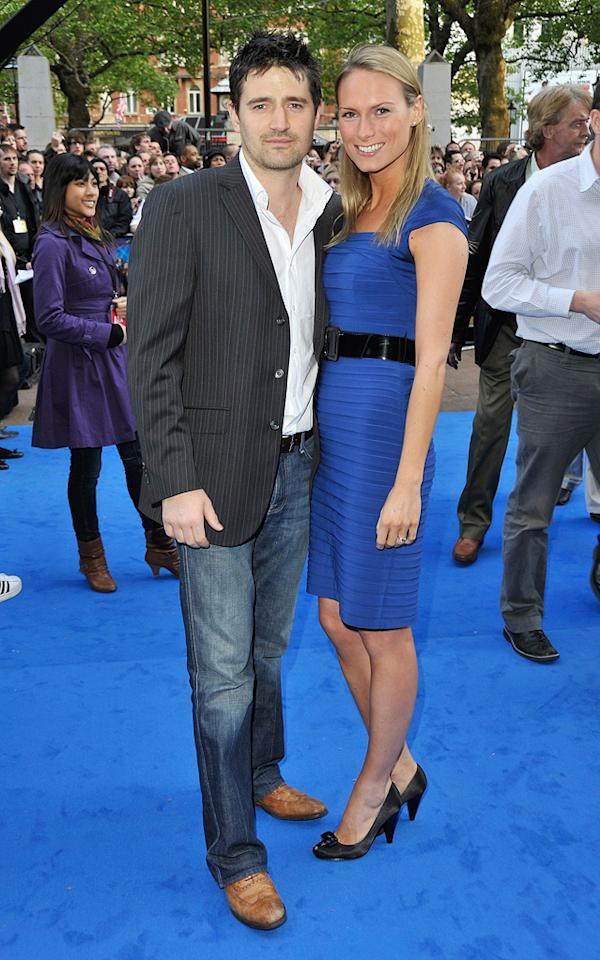 "<a href=""http://movies.yahoo.com/movie/contributor/1808767668"">Tom Chambers</a> at the London premiere of <a href=""http://movies.yahoo.com/movie/1810028001/info"">Night at the Museum: Battle of the Smithsonian</a> - 05/12/2009"