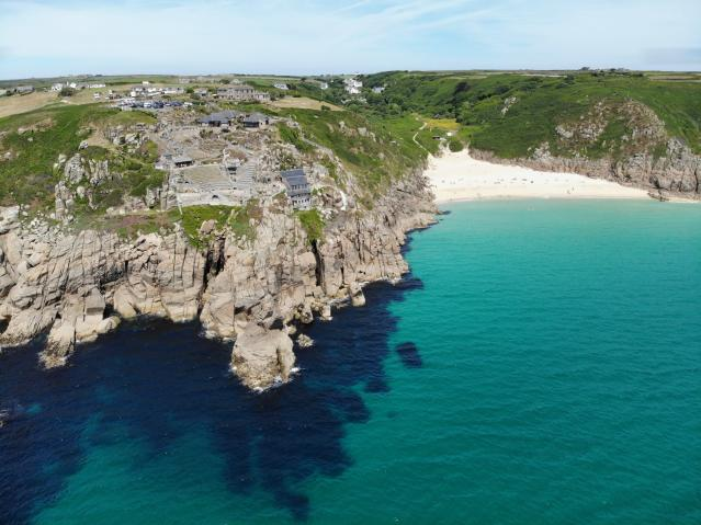 Cornwall is one of the most popular holiday destinations for Brits this year. Photo: Benjamn Elliot/Unsplash