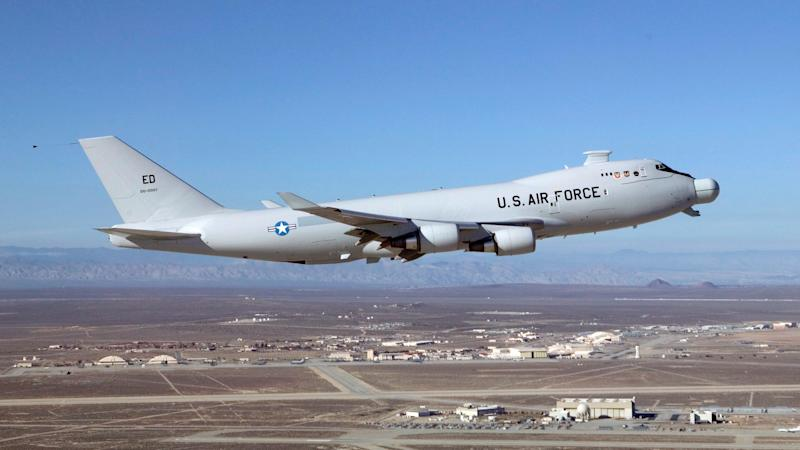 Griffin 'extremely skeptical' of airborne lasers for missile defense