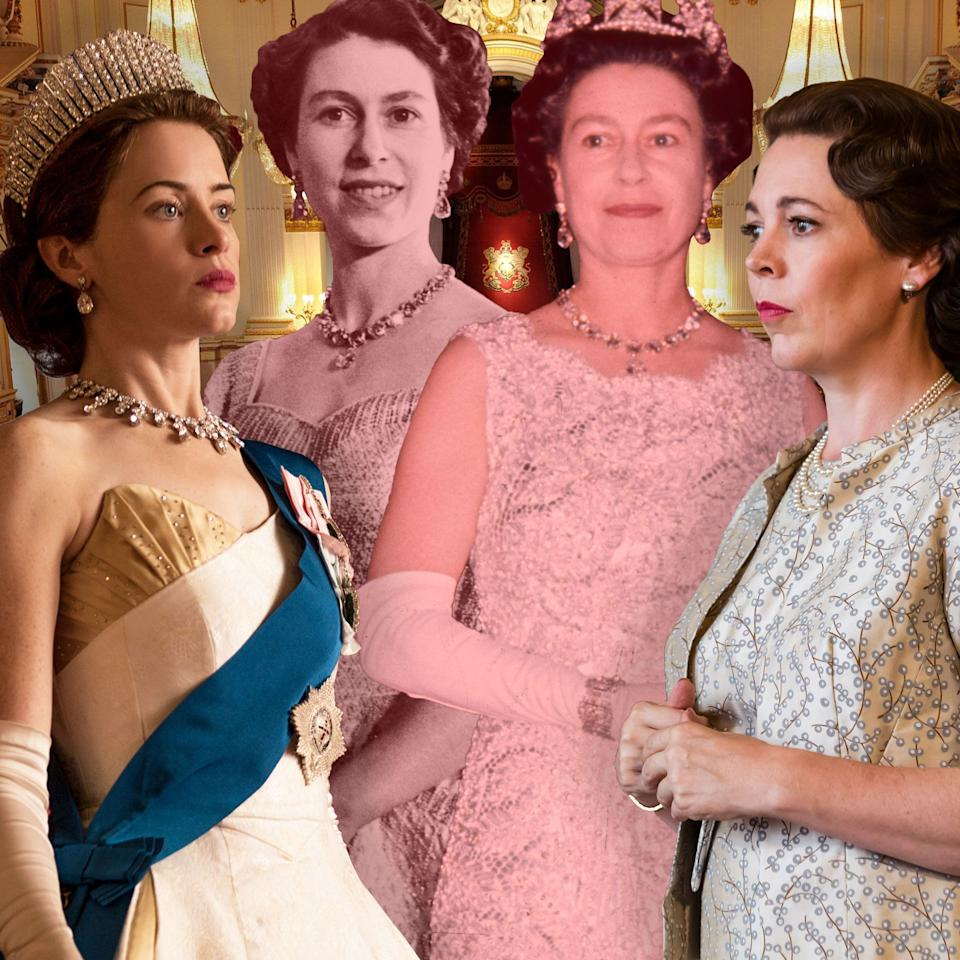 "<p>Netflix's original series <em>The Crown </em>takes us on a journey through the royal family's lives post-World War II until the late 1970s. Season one looked at the drama surrounding Queen Elizabeth II's rise to the throne and took us right up into season two's birth of Prince Edward in 1964. But how does the cast compare to the real-life royals? Season three of <em><a href=""https://www.digitalspy.com/tv/a842031/the-crown-season-three-netflix-premiere-release-date-cast-story/"" target=""_blank"">The Crown</a>, </em>which sees a whole new cast take reign,<em> </em>will arrive on Netflix<em> </em>on <strong>Sunday, November 17</strong>.</p>"