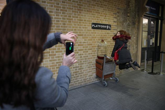 Digital Guide In Harry Potter Tour London