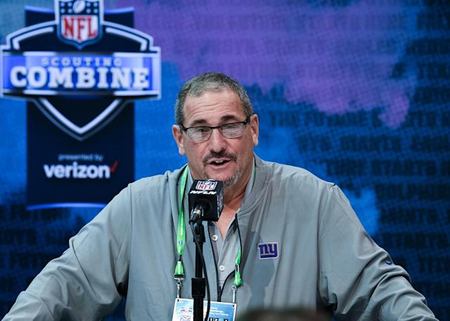 The Giants and Lions could hold the keys to the rest of the NFL draft. (Photo by Zach Bolinger/Icon Sportswire via Getty Images)