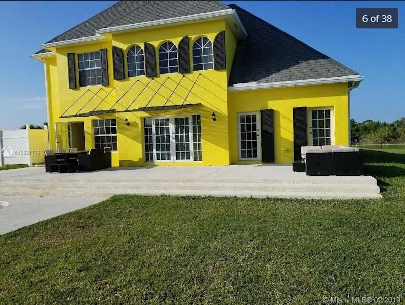 A Florida home was rented from Airbnb to hold a teen prom party, before the police showed up. (Photo: Martin County Sheriff's Office)